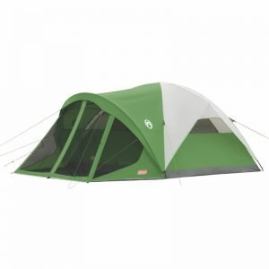 Coleman Family Tents with Screen Room