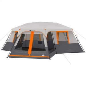 Ozark Trail Family Tent with Screen Room